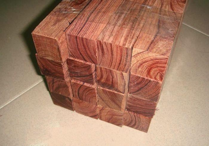 Liệu bàn ghế gỗ gõ đỏ có bị mối mọt không?