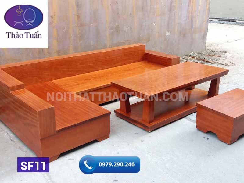 sofa hôp gỗ xoan đào-org