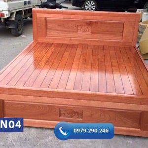 Giường phản gỗ xoan đào GN04-org-1
