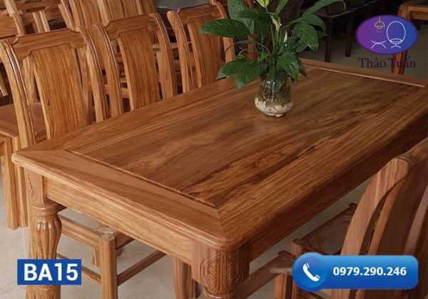 bàn ghế gỗ b15-1-org