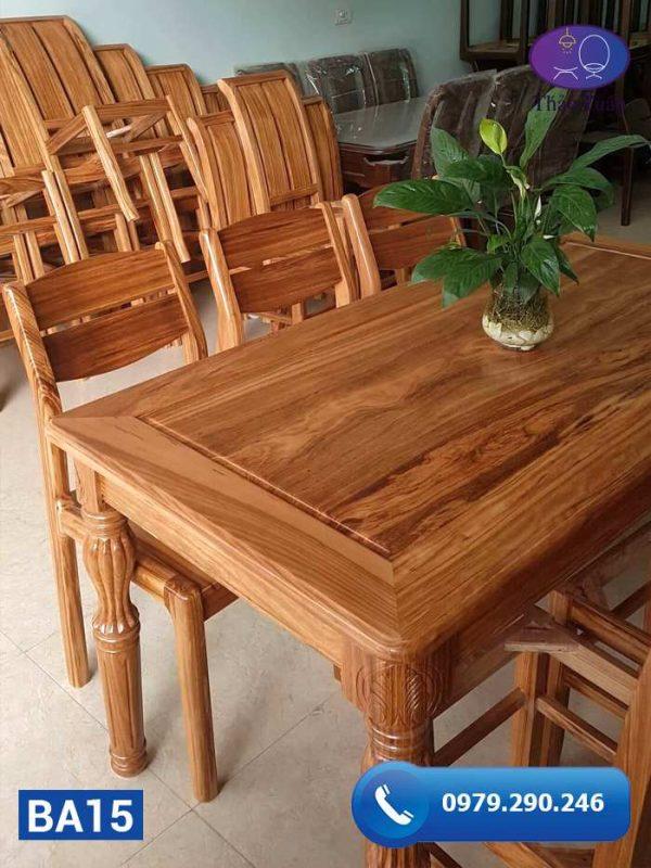 bàn ghế gỗ b15-2-org