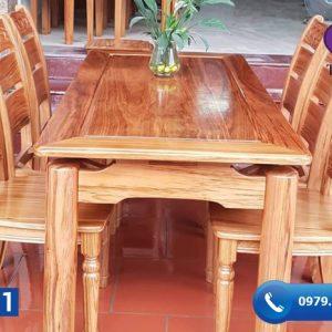 ban ghế gỗ hương xám ba11-org