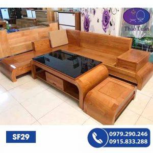 sofa gỗ sf29