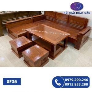Bộ gỗ sồi SF35